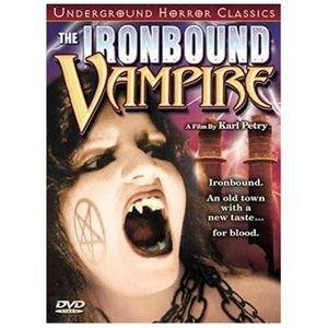 Iron Bound Vampire (Region 1 Import DVD): Brooks,Conrad