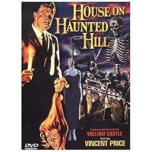 House on Haunted Hill (Region 1 Import DVD): Price Vincent