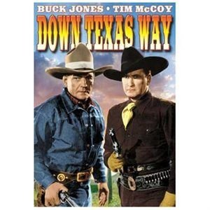 Down Texas Way (Region 1 Import DVD): Jones,Buck