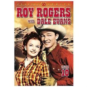 Roy Rogers with Dale Evans-V10 (Region 1 Import DVD): Roy Rogers, Dale Evans