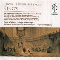 Choir Of King's College, Cambridge - Choral Favourites from King's (CD): Choir Of King's College, Cambridge
