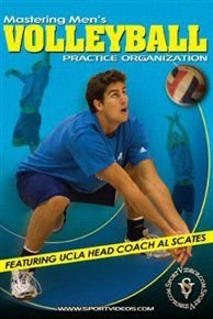 Mastering Men's Volleyball: Practice Organisation (DVD): Al Scates