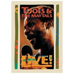 Toots and the Mayatals-Live (Region 1 Import DVD):