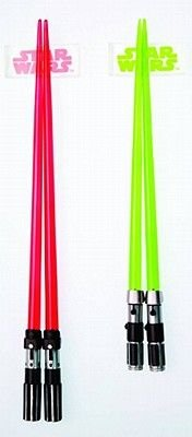 Star Wars Yoda & Darth Vader Lightsaber Chopsticks: Koto