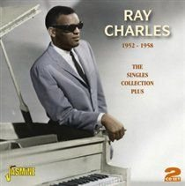 Ray Charles - The Singles Collection Plus (1952-1958) (CD, Imported): Ray Charles
