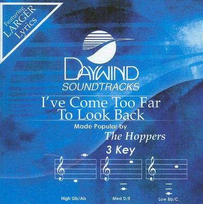 Hoppers - I've Come Too Far to Look Back Now (CD): Hoppers