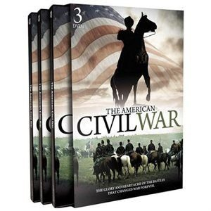 American Civil War 3pk (Region 1 Import DVD):