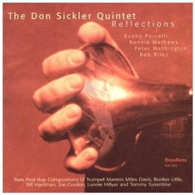 Don Sickler - Reflections CD (2002) (CD): Don Sickler