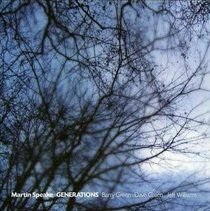 Martin Speake - Generations (CD): Martin Speake