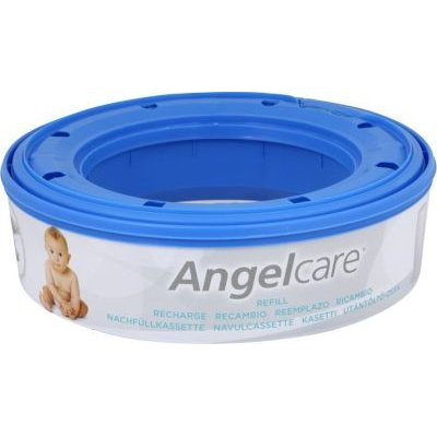 Angelcare Nappy Bin Refill - Single:
