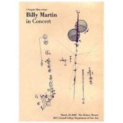 Billy Martin in Concert (Region 1 Import DVD):