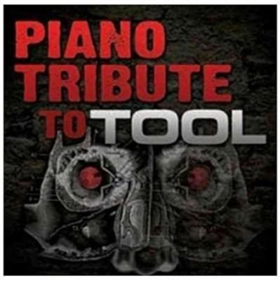 Various Artists - Piano Tribute to Tool (CD): Tool Tribute, Var, Rock