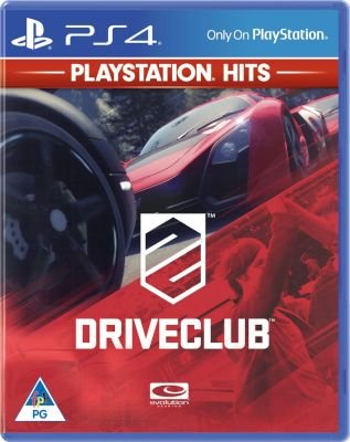 Driveclub (PlayStation 4):