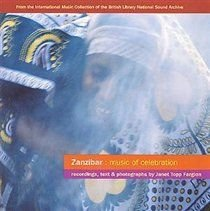 Janet Topp Fargion - Zanzibar: Music Of Celebration (CD): Janet Topp Fargion
