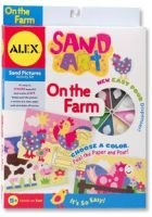 Alex Toys Sand Art - Farm: