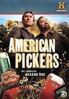American Pickers-Complete Season 1 (Region 1 Import DVD):