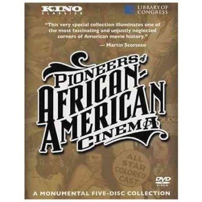 Pioneers of African-American Cinema (Region 1 Import DVD):
