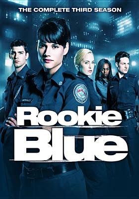 Rookie Blue-3rd Season Complete (Region 1 Import DVD):