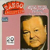 Anibal Troilo - Instrumental 1941-1944 (CD, Imported): Anibal Troilo
