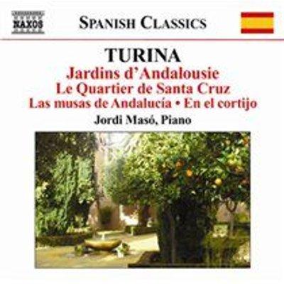 Jordi Maso - Turina: Jardins D'andalouise (CD): Joaquín Turina, Jordi Maso