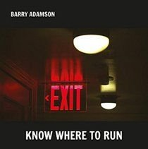 Barry Adamson - Know Where to Run (CD): Barry Adamson