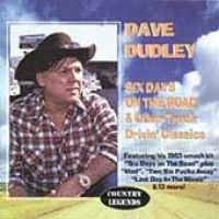 David Dudley - Six Days on the Road (CD, Imported): David Dudley