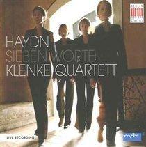 Joseph Haydn - Sieben Worte (Klenke Quartett) (CD): Joseph Haydn, Klenke Quartett