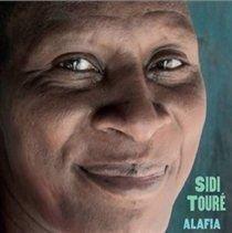Sidi Touré - Alafia (Vinyl record): Sidi Touré
