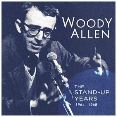 Woody Allen - Stand Up Years CD (2015) (CD): Woody Allen