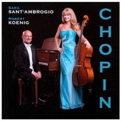 Chopin, Fr?d?ric - Chopin Collection CD (2013) (CD): Sara Sant'Ambrogio