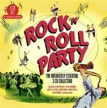 Rock 'N' Roll Party (The Absolutely Essential Collection) (CD, Boxed set): Various Artists