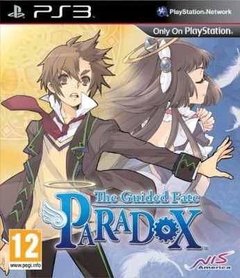 The Guided Fate Paradox (PlayStation 3, DVD-ROM):