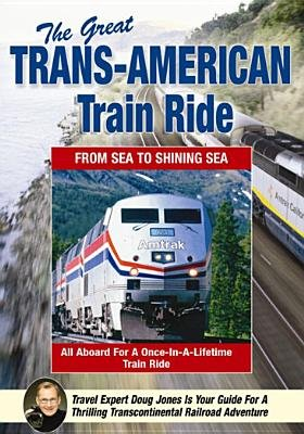 The Great Trans-American Train Ride (Region 1 Import DVD):
