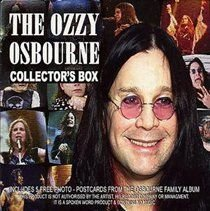 Black Sabbath - The Ozzy Osbourne Collector's Box (CD): Black Sabbath