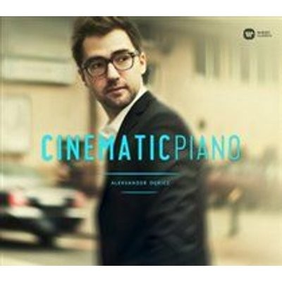 Aleksander Debicz: Cinematic Piano (CD): Aleksander Debicz
