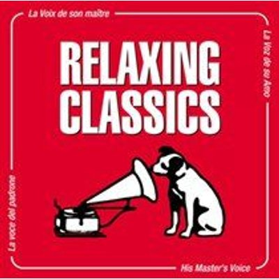 Various Artists - Relaxing Classics (CD): Ludwig Van Beethoven, Camille Saint-Saens, Samuel Barber, Claude Debussy, Arvo Part,...