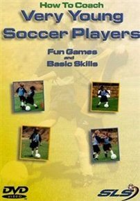 How to Coach Very Young Soccer Players (DVD):