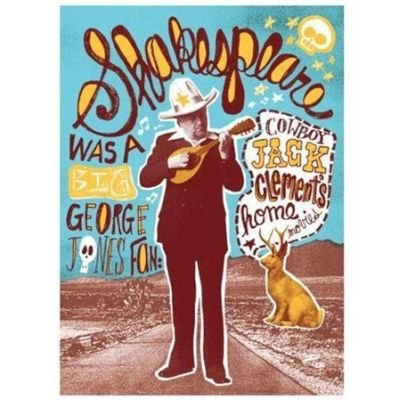 Cowboy Jack Clements Home Movies-Shakespeare Was George Jones Fan (Region 1 Import DVD): Cowboy Jack Clement