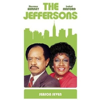Jeffersons-Season 7 (Region 1 Import DVD):