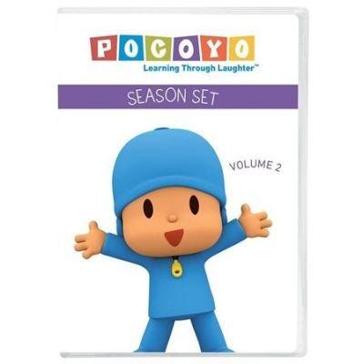 Pocoyo-Season Set 1 V02 (Region 1 Import DVD):