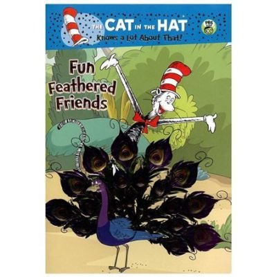 Cat in the Hat-Fun Feathered Friends (Region 1 Import DVD):