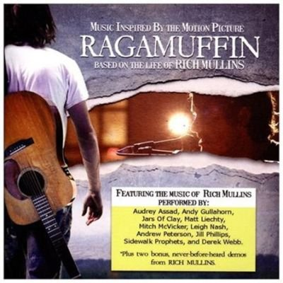 Ragamuffin (ost) CD (2014) (CD):