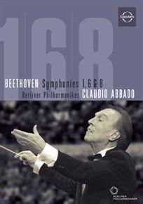 Various Artists - Beethoven: Symphonies Nos. 1, 6, 8 (Abbado) (DVD): Claudio Abbado, Berliner Philharmoniker, Ludwig Van...