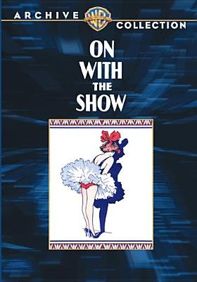 Alan, Jr. Crosland - Mod-On With the Show  (1929)  Non-Returnable (Region 1 Import DVD): Alan, Jr. Crosland
