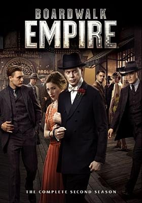 Boardwalk Empire-Complete 2nd Season (Region 1 Import DVD):