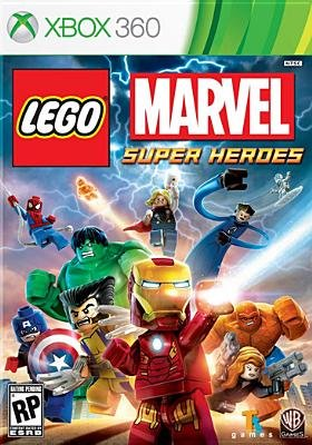 Lego: Marvel Super Heroes: Whv Games