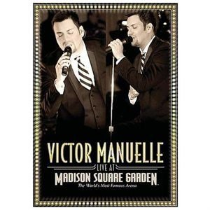 Manuelle Victor-Live From Msg (Region 1 Import DVD):