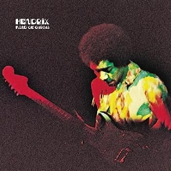 Jimi Hendrix - Band Of Gypsys (Vinyl record): Jimi Hendrix