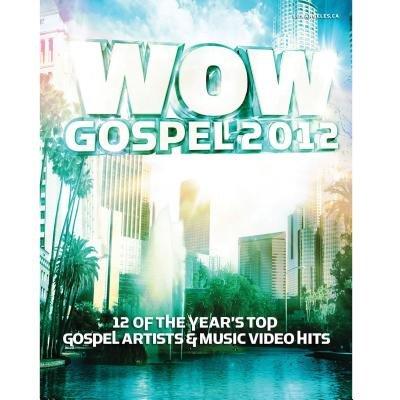 Wow Gospel 2012 (Region 1 Import DVD, 2012):