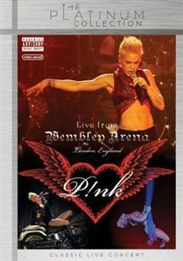 Pink: Live from Wembley Arena - London, England (DVD): Pink